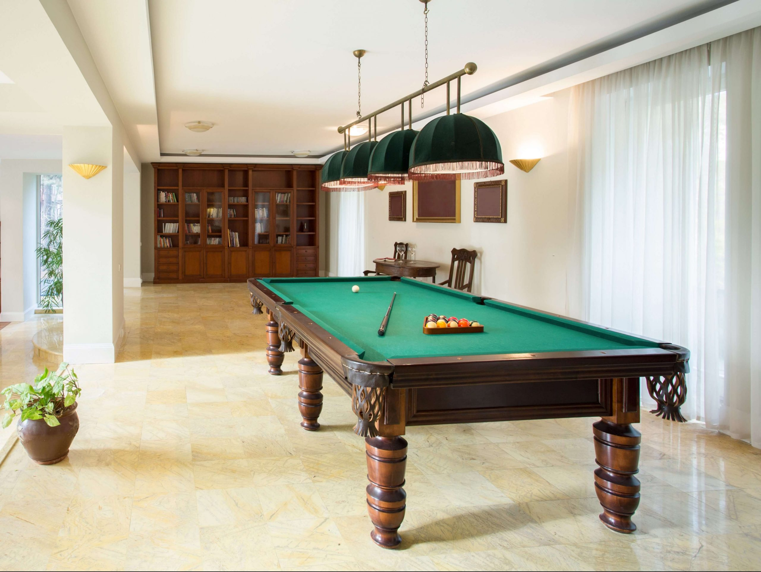 Pool Table Removals