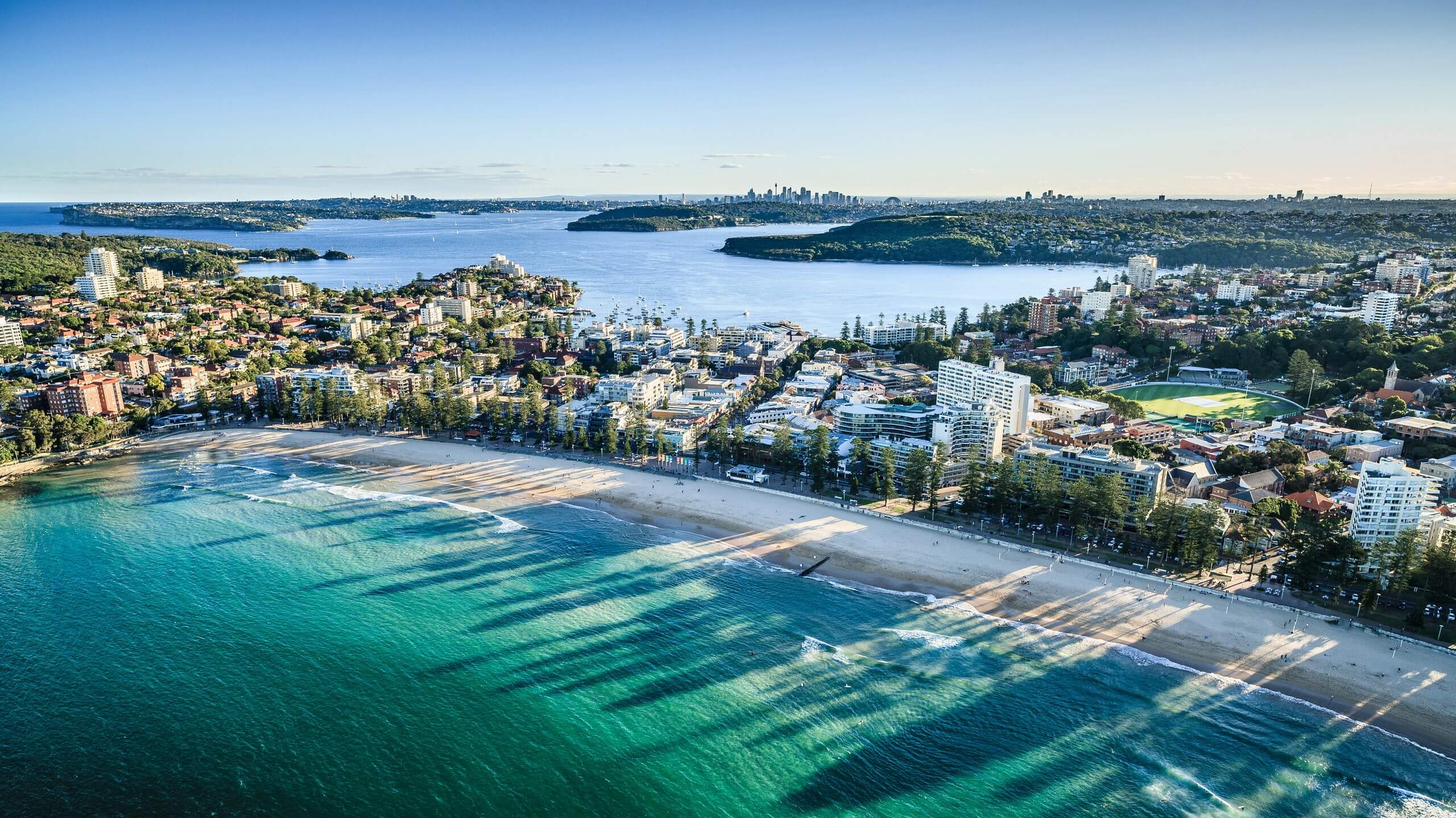 Moving to Manly