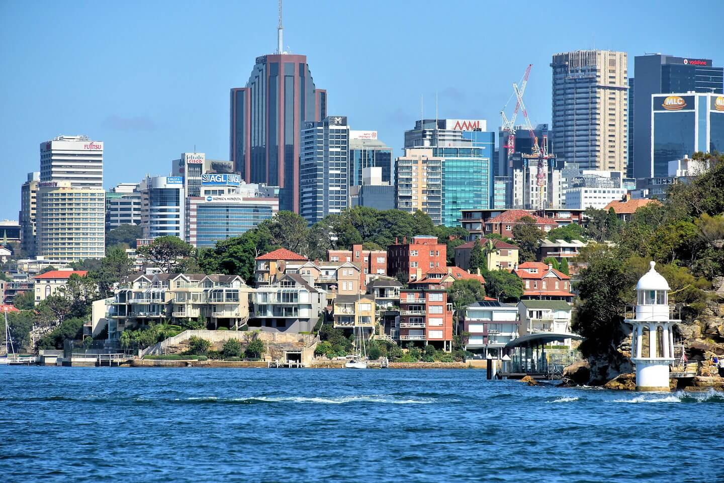What's in North Sydney?