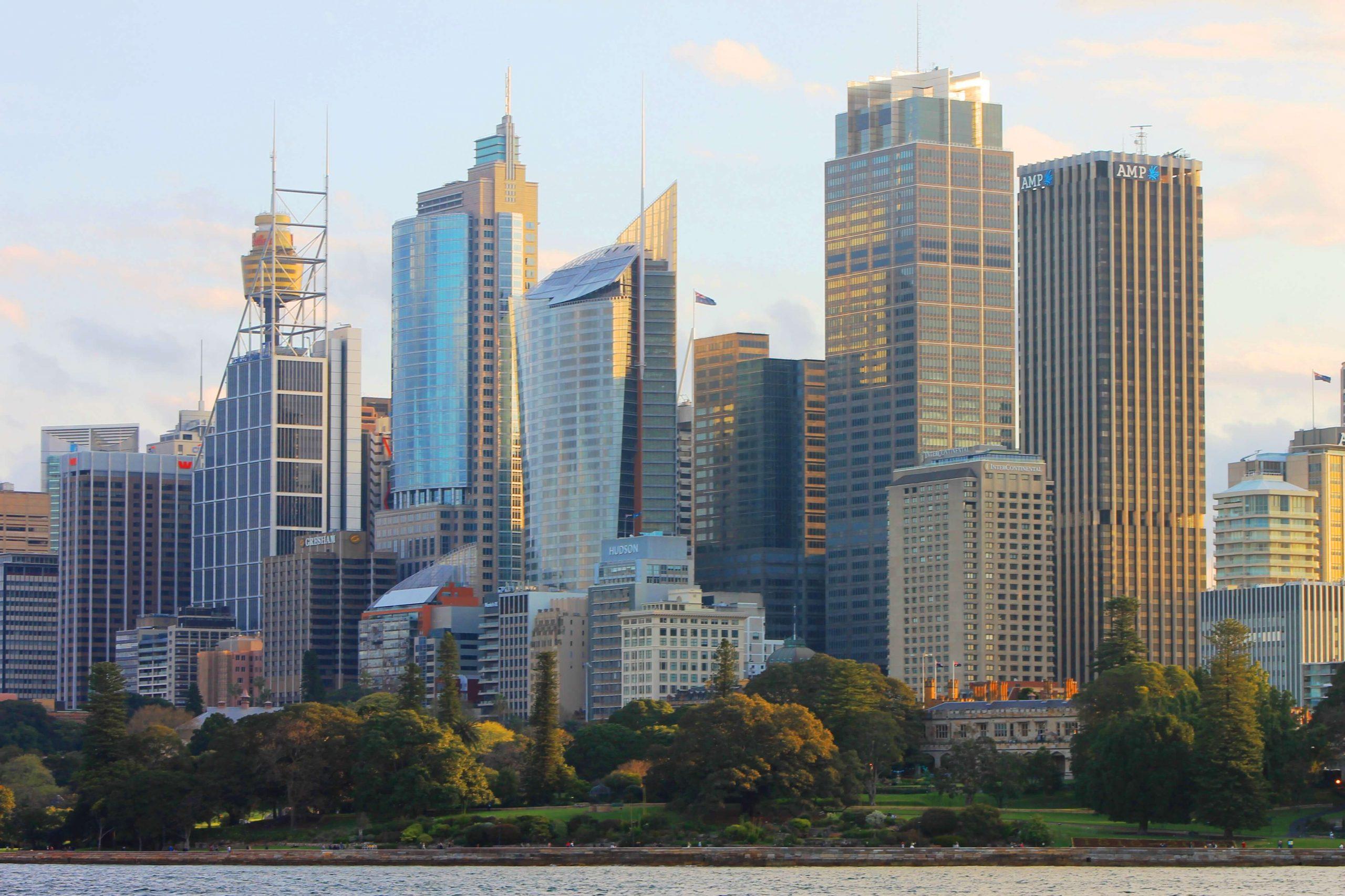 About Sydney CBD